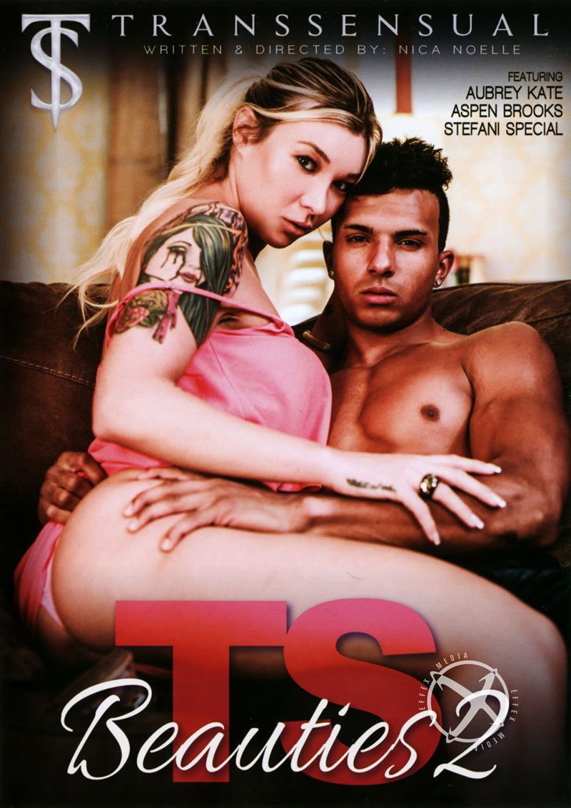 TransSensual - Stefani Special, Aubrey Kate, Aspen Brooks, Bryce, Vadim Black - TS Beauties 2 [SD 480p / Transsexual / Anal / 2016]