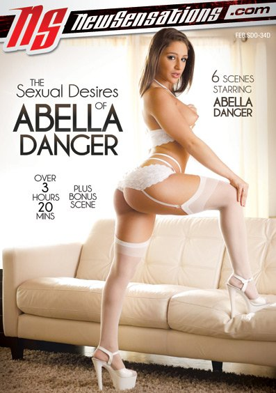 New Sensations - Abella Danger, James Deen, Tommy Gunn, Mick Blue, Stallion - The Sexual Desires Of Abella Danger [WEBRip/SD 540p / All sex / Compilation / 2016]