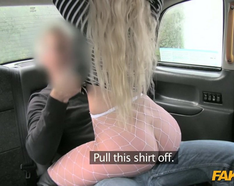 Fake Taxi Horny Blonde Fucked