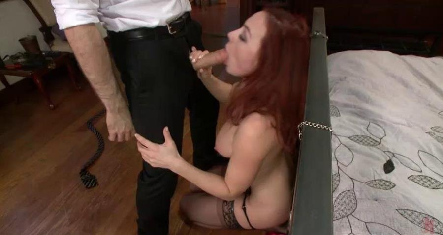 Sexandsubmission.com - Chanel Preston, James Deen - The Disobedient Wife [SD 540p / BDSM / USA / 2016]