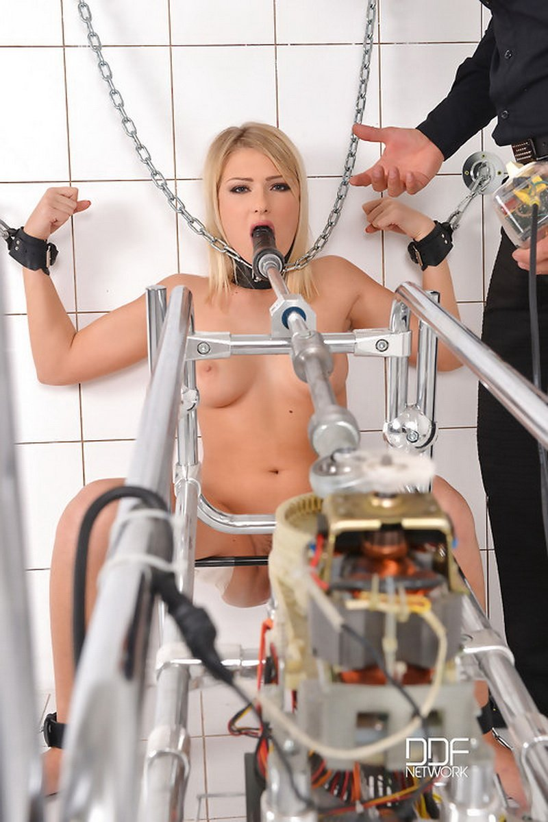HouseOfTaboo.com/DDFNetwork.com - Lucy Heart - Helpless Plaything [SD / Anal / BDSM / 2013]