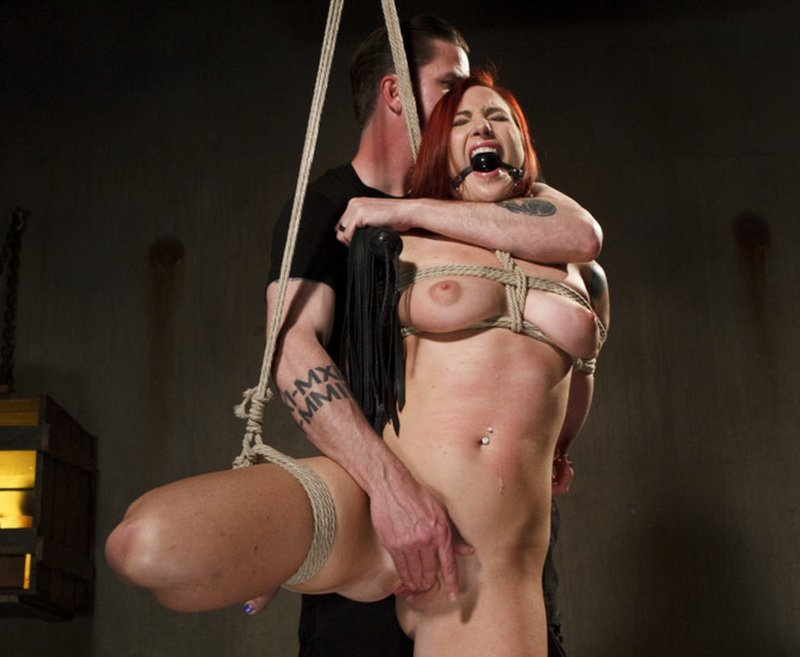 Sadisticrope.com - Sophia Locke - Warning!! Brutal Torment, Water Boarding and Extreme Bondage!!! [HD / BDSM / Submission / 2015]