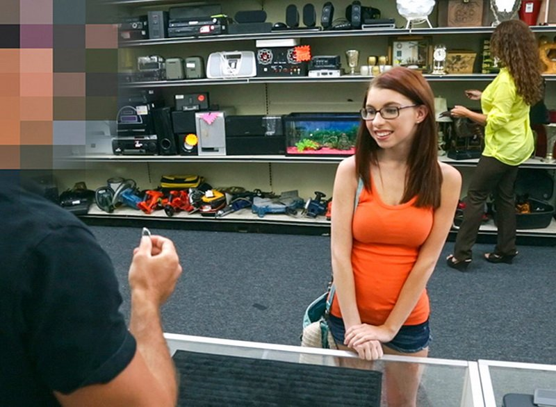 XXXPawn.com - Jenny - Jenny Gets Her Ass Pounded At The Pawn Shop [HD / Teen / Hardcore / 2014]