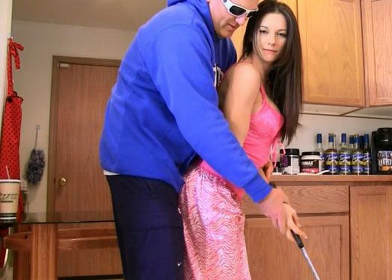 Clips4sale.com - Mandy Flores - Flirty Sister Learns A Lesson [FullHD / Incest / Brother Sister / 2013]