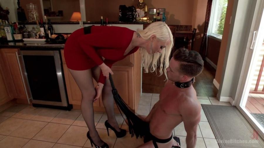 Kink.com - Lorelei Lee and Lucas Knight - Lucky Slave Boy Earns Exclusive Session With Goddess Lorelei Lee [SD / Femdom / Hardcore / 2016]