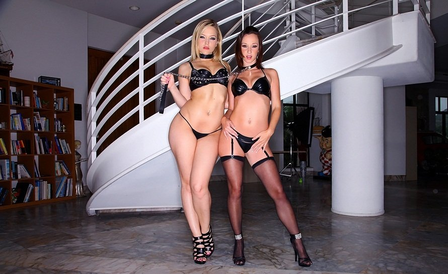 RealityKings.com - Jada Stevens, Alexis Texas - The perfect match [SD / Anal / Threesome / 2011]