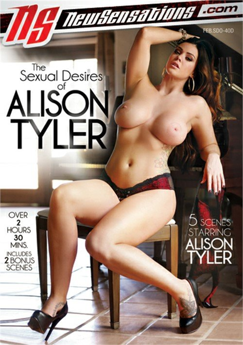 New Sensations - Alison Tyler - The Sexual Desires Of Alison Tyler [WEBRip/SD 540p / Big Boobs / Gonzo / 2016]