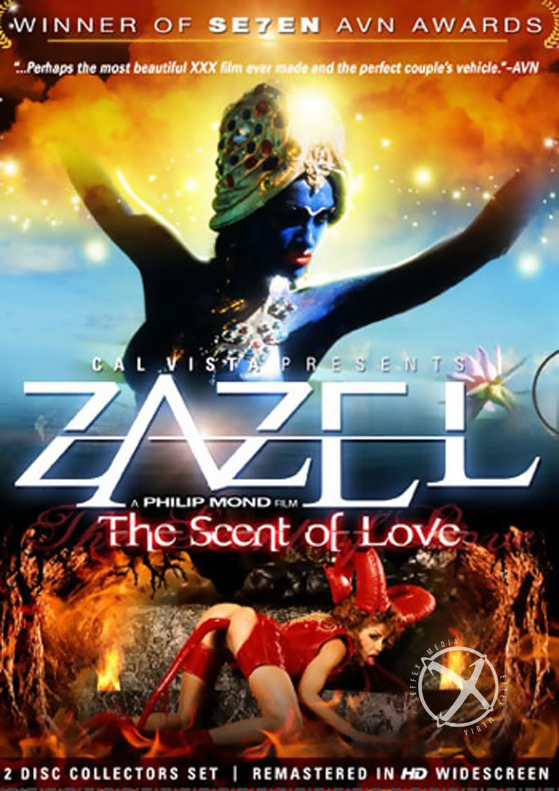 Cal Vista - Sasha Vinni, Gina LaMarca, Anna Romeo, Grace Harlow, Lene Hefner, Brooke Lane - Zazel: The Scent of Love [BDRip/HD 720p / Fantasy / All Sex / 1995]