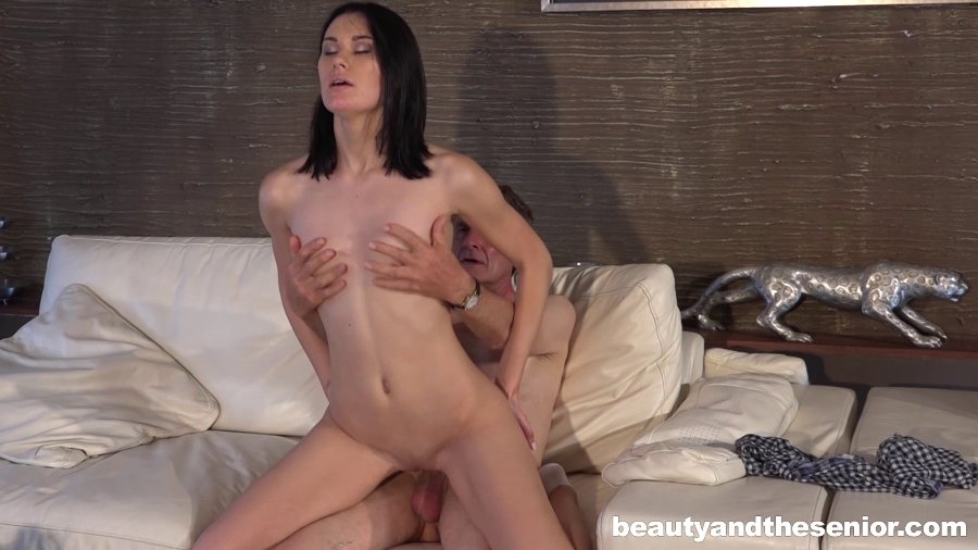 BeautyAndTheSenior.com - Nikki Stills - Hardcore [FullHD 1080p / All sex / Old and Young / 2016]
