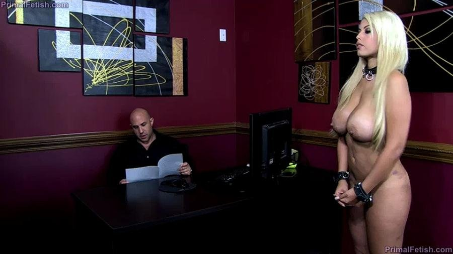 PrimalFetish.com - Bridgette B - Bitch Faces Hostile Takeover [SD / Big Tits / Blonde / 2016]