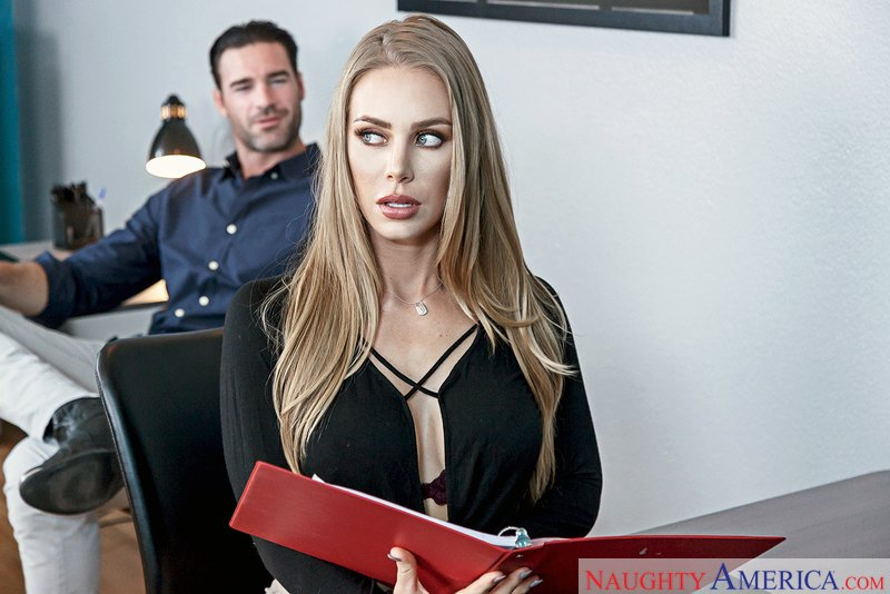 NaughtyAmerica.com - Nicole Aniston - 22183 [SD / American / Athletic Body / 2017]