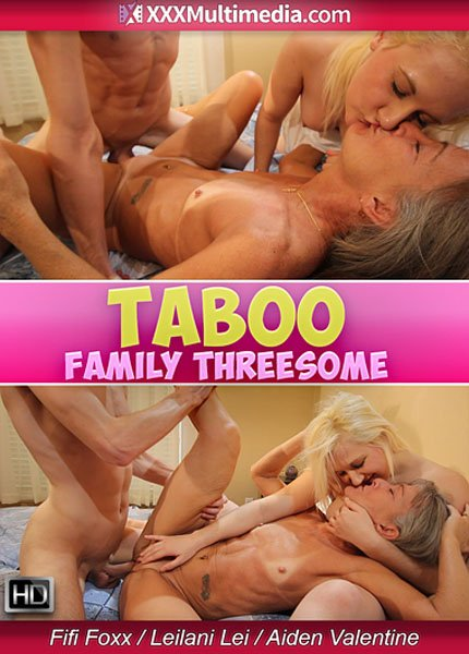 Clips4Sale.com - Leilani Lei, Fifi Foxx - TABOO - Mommy's Family Threesome [SD / Incest / Threesome / 2017]