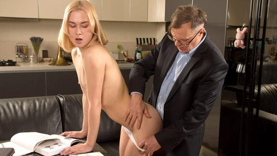Idea young anal teacher old theme simply matchless