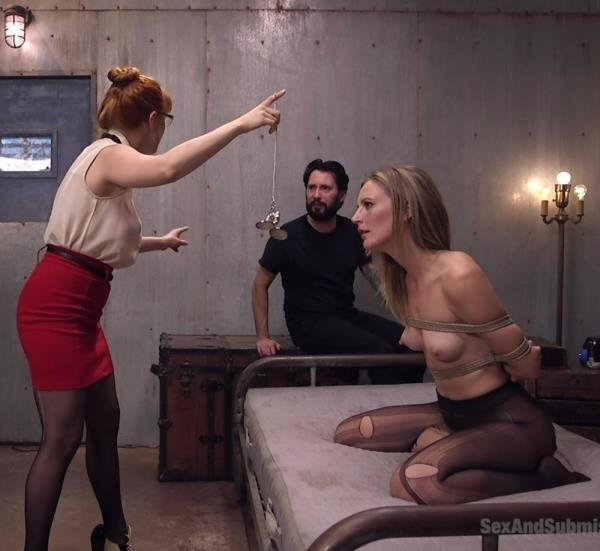 SexAndSubmission.com - Penny Pax - Anal Psycho 2 [SD / BDSM / 2017]