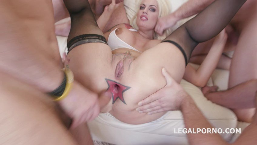 LegalPorno.com - Candela X - 90% DAP / there is a star around the gape! GIO326 [SD / Anal / Gonzo / 2017]