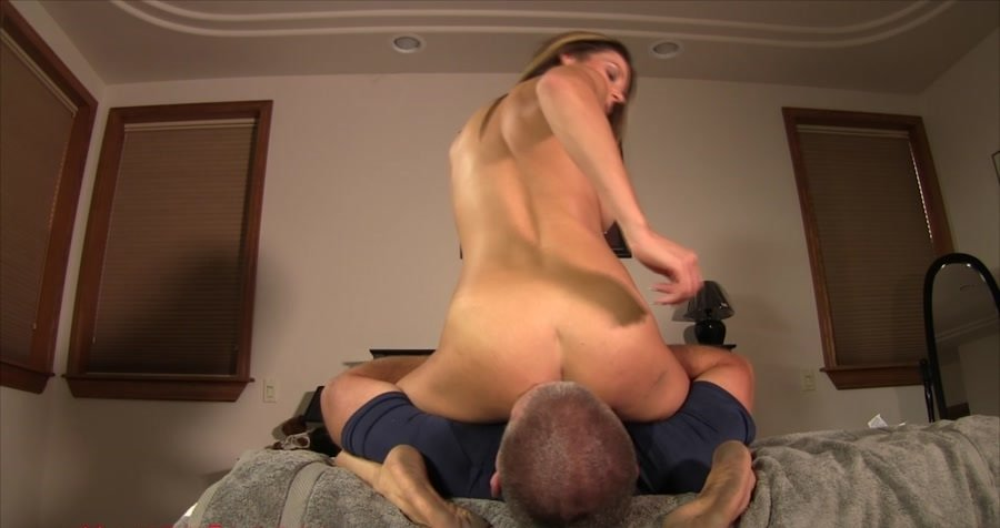 Clips4sale.com - Mandy Flores - Fart Punishment III - Farting [FullHD 1080p / Incest / Fetish / 2016]