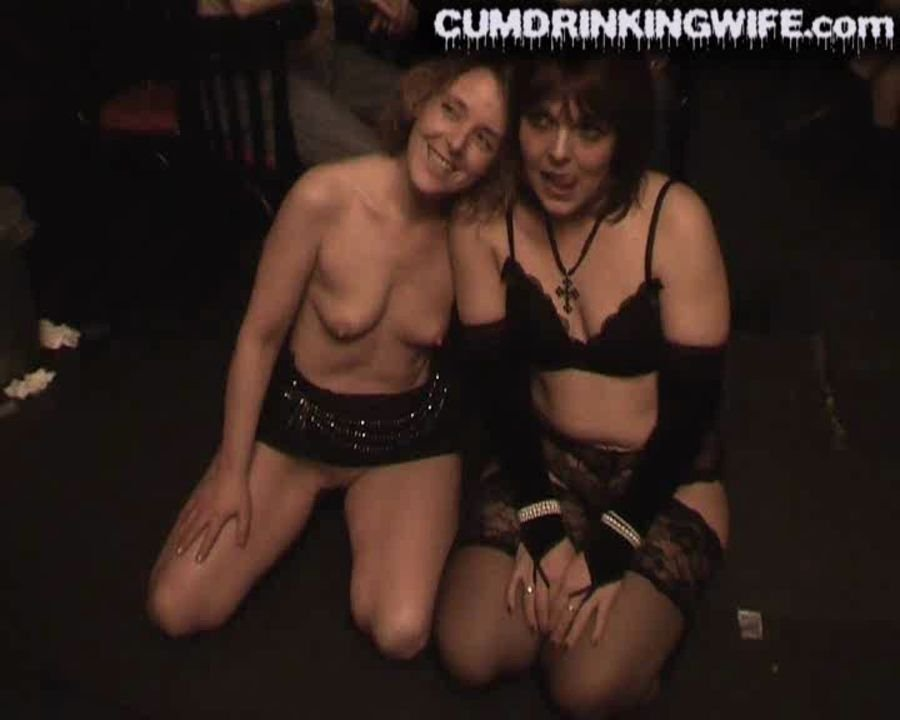 Cumdrinkingwife.com - Marion - Lindy Marion [SD / Bukkake / Germany / 2013]