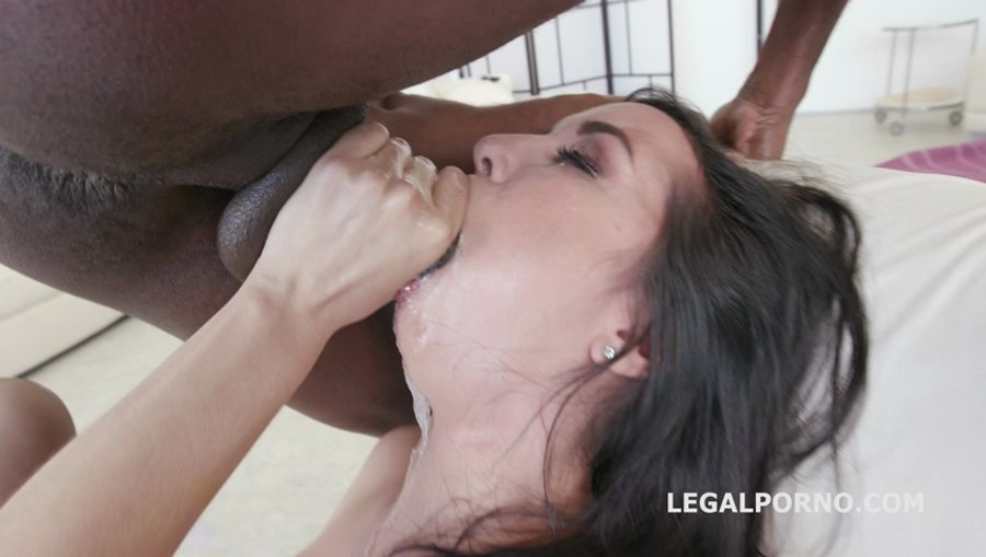 LegalPorno.com - Francys Belle - Blackbuster Francys Belle all anal with Mike Chapman ANAL /Rough Fuck /Gape /Ball Deep /Deep Throat /No Pussy /Swallow GIO309 [SD / Milf / Anal / 2017]