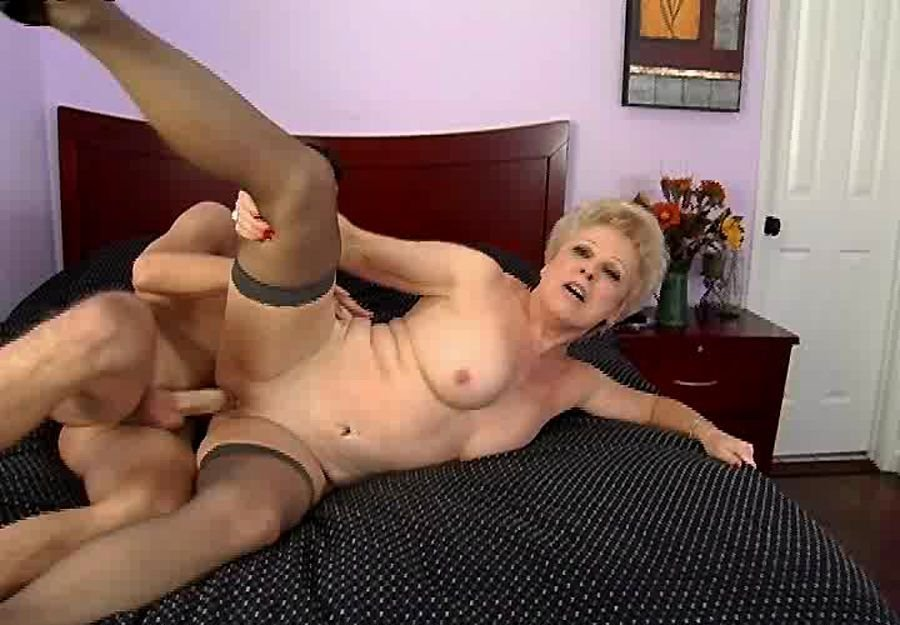 Granny Sex - Mrs. Jewel - Mfhmjewell6 [SD / Mature / Hardcore / 2017]