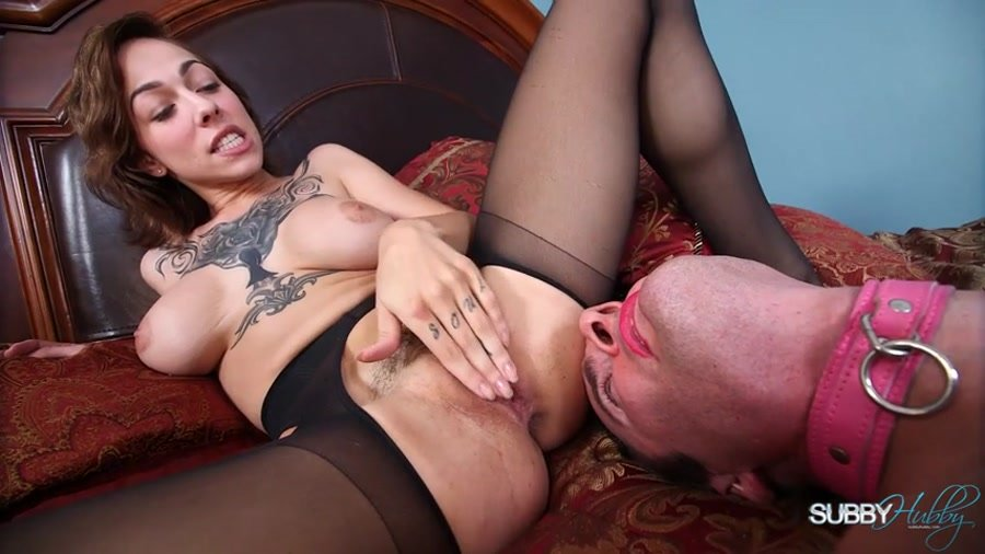 SubbyHubby.com - Harlow Harrison - Harlow's Role Reversal [SD / Femdom / Strapon / 2017]