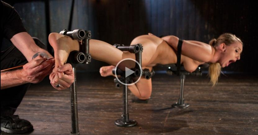 DeviceBondage.com - Harley Jade - Punishing the New Slut [HD 720p / BDSM / Bondage / 2017]