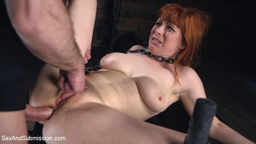 Sexandsubmission.com - Penny Pax - Captive Slut / 42137 [SD / BDSM / Bondage / 2017]