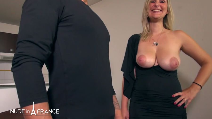 NudeInFrance.com - Tara Gorgeous - 30 Yo Blonde Nurse Gets Her Ass Pounded And Jizzed On Her Big Milky Breast For Her 1st c [HD 720p / France / Amateur / 2017]