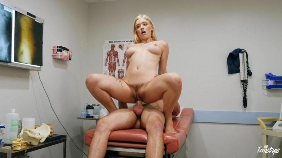 Twistys.com - Giselle Palmer - Doctor's Office [FullHD 1080p / All Sex / Blonde / 2017]