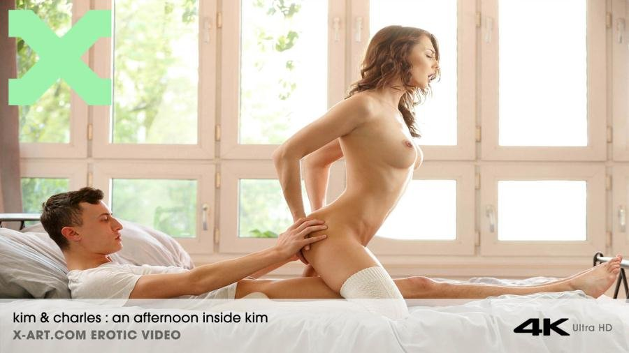 X-Art.com - Kim - An Afternoon Inside Kim [FullHD 1080p / All Sex / Teen / 2017]