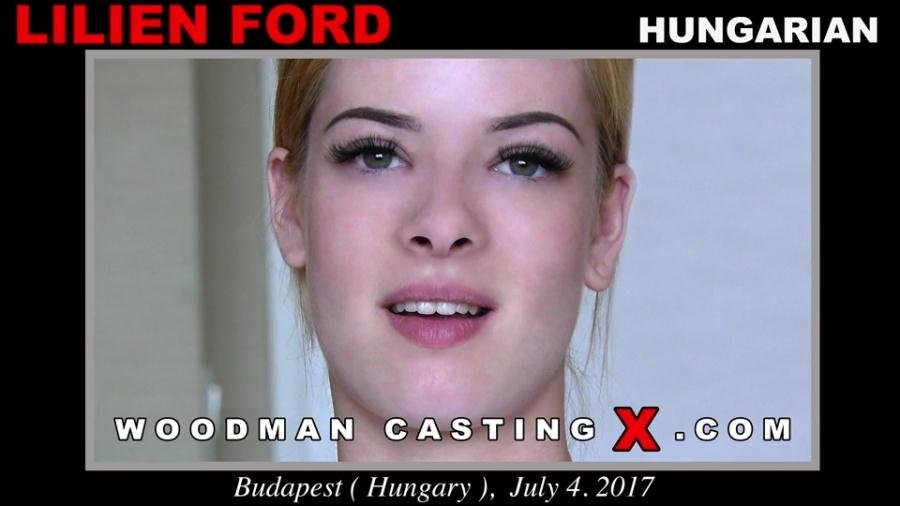 WoodmanCastingX.com - Lilien Ford - Casting [SD / Interview / No Sex / 2017]