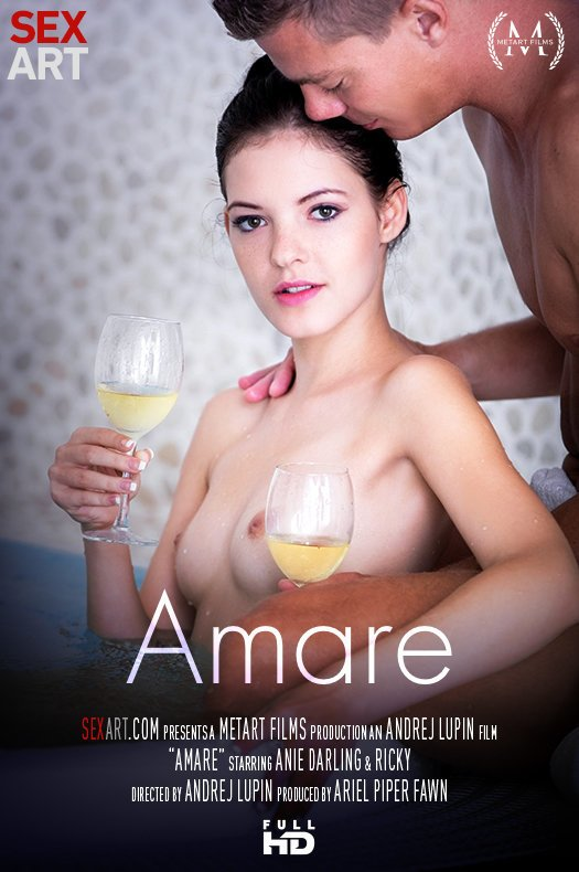 SexArt.com - Anie Darling - Amare [SD / Creampie / All Sex / 2017]