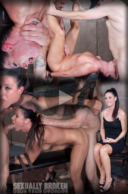 SexuallyBroken.com - India Summer - Part 1 [HD 720p / BDSM / Humiliation / 2017]