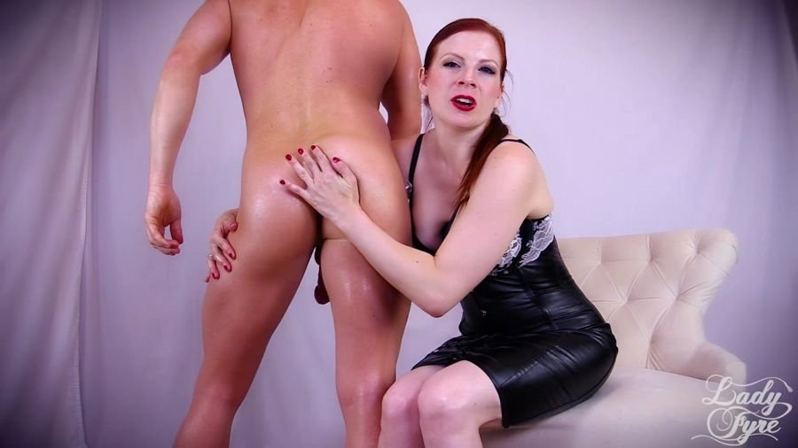 Clips4sale.com - Lady Fyre - Service My Stud [FullHD 1080p / MILF / Hadnjob / 2015]