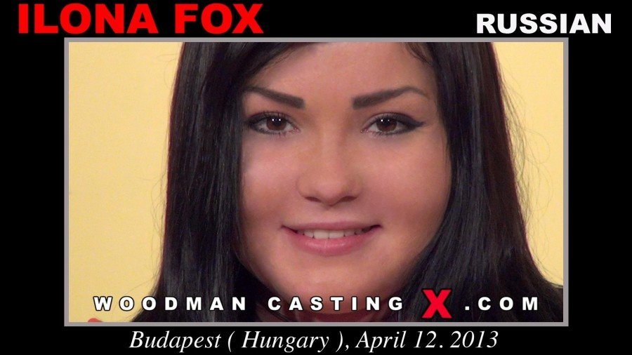 WoodmanCastingX.com - ILONA FOX - Casting [HD 720p / Interview, BBW / 2015]