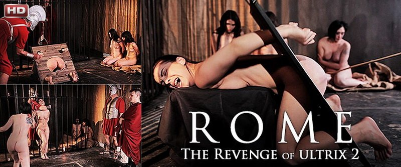 ElitePain.com - Amateur - ROME -The Revenge of Ultrix part 2 [HD / 2016]
