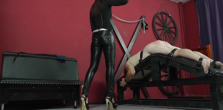 Cruel-Mistresses.com - Mistress Anette - Slave gets wrecked [HD 720p / Femdom / Domination / 2017]