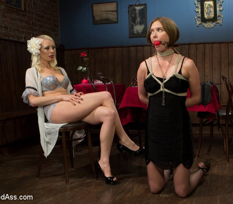 WhippedAss.com - Lorelei Lee, Star - The Lounge Singer And The Thieving Waitress [HD / 2013]