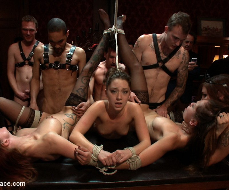 Kink.com - Remy LaCroix - Princess Donnas Birthday Bash Part 2!!!! [SD / 2012]
