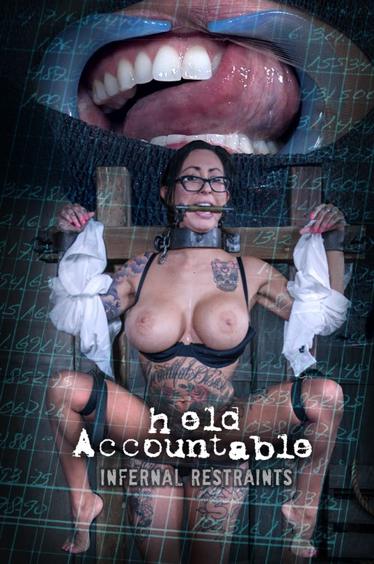InfernalRestraints.com - Lily Lane - Lily Lane - Held Accountable [HD / 2017]