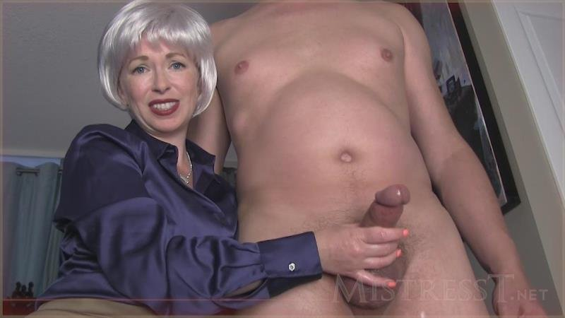 Clips4Sale.com - Mistress T - Mature cuckoldress takes younger lover [HD / 2014]