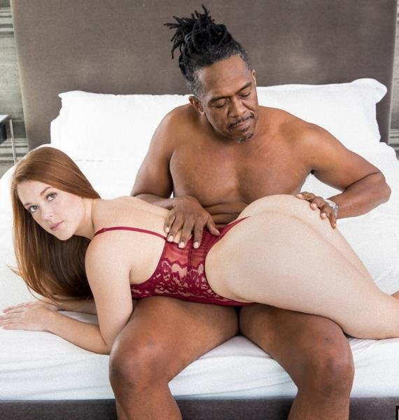 Blacked.com - Kimberly Brix - My First BBC Daddy [HD / Blowjob / 2017]