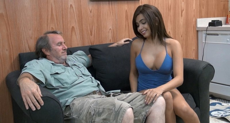 Clips4sale.com - Aaliyah Hadid - Mommie Found My Selfies [FullHD 1080p / Taboo, Father, Daughter / 2017]