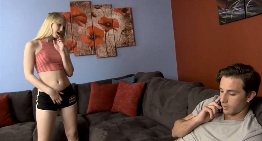 Clips4Sale.com - Lily Rader - Uncontrollable Appetite for Her Brother [HD 720p / Incest, Brother, Sister / 2017]