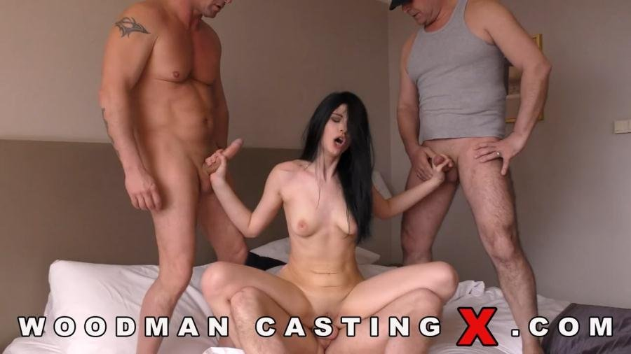 WoodmanCastingX.com - Alice Nice - Casting X 160 Updated [HD 720p / Anal, Foursome / 2017]