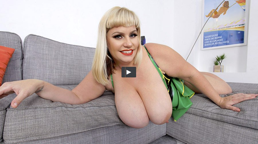 PlumperPass.com - Tiffany Blake - Lovely In Latex [FullHD 1080p / BBW, Big Tits / 2017]