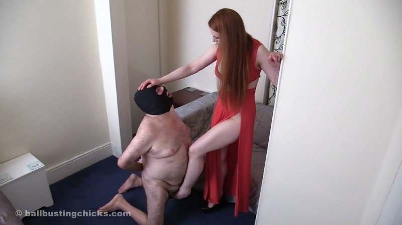 Clips4Sale.com - REBEKKA RAYNOR - HOW TO PUNISH A PERVERT! [FullHD 1080p / Femdom, Humiliation / 2017]