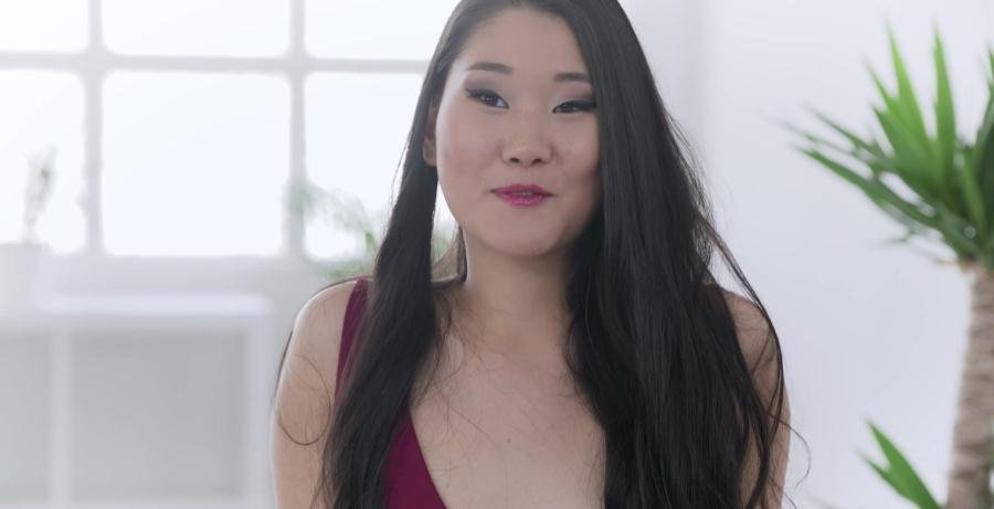 BlacksOnSluts.com - Katana - The Asian Katana in her first interracial [FullHD 1080p / IR, Asian / 2017]