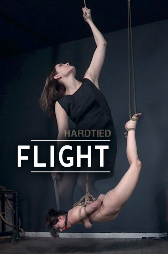 HardTied - Sosha Belle - Flight [HD 720p / BDSM, Bondage, Humiliation / 2017]