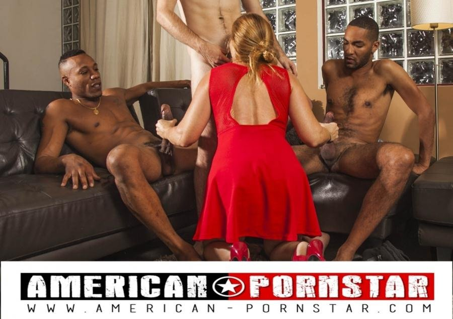 American-Pornstar.com - Sienna - Monster Meat for MILF Part 2 [HD 720p / MILF, Anal / 2018]