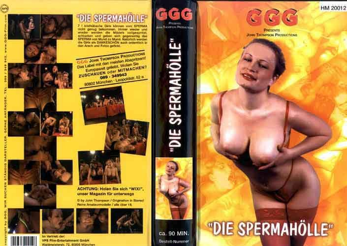 GGG - Alice - Die Spermaholle [DVDRip / All sex, Germany / 2018]
